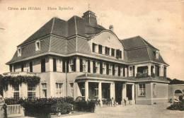 CPA GRUSS AUS HILDEN  Haus Spindler - Hilden