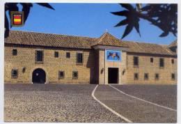 Espagne--CARMONA---Parador Alcazar Rey Don Pedro ,cpm N° 7  éd Fisa---cachet CARMONA - Espagne