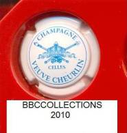 Capsule De Champagne Cheurlin Veuve  09 - Champagne