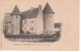 Chateau De Perdigat, Près Du Bugue - Ohne Zuordnung