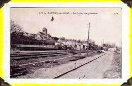 CP N°1100  AUVERS-SUR-OISE --  La Gare  --  95  Val D´Oise  -- - Auvers Sur Oise