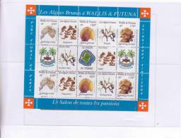 Wallis Et Futuna  N° 17 **  BLOC FEUILLET Neuf Sans Charniere - Blocks & Sheetlets