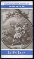 Le Roi Lear - Shakespeare - Ed Nilsson (senza Data)  - Rif. L548 - Teatro