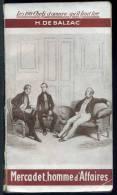 Mercadet , Homme D´affaires - H. De Balzac - Ed Nilsson (senza Data)  - Rif. L549 - Teatro