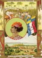 Les Pus Anciennes Colonies Françaises - La Martinique - Cap. Fort De France - N°24 - Cromos