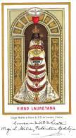 IMAGE VENEREE ET BENITE DE NOTRE DAME DE LORETTE VIRGO LAURETANA - Devotion Images
