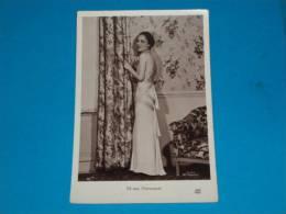Personnages Célèbres) Miss Panama - N° 28 M - Année 1932 - Nelly Misteli - 19 Ans ( Studio M. PERGAY  - EDIT - AN - Femmes Célèbres