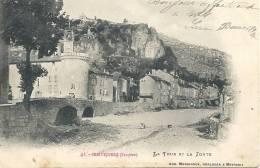 Lozere Meyrueis, La Tour Et  La Jonte - Meyrueis