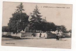 N°7 - ATHEE  -  L'ECOLE  DE FILLES - Frankreich