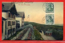 ALLEMAGNE OBLITERATION JUNGHOLZ SUR CARTE DE 1912 POUR LA BELGIQUE - Allemagne