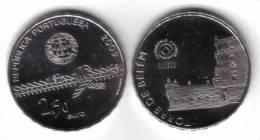 PORTOGALLO 2009 2,5 EURO TORRE DI BELEM UNESCO - Portugal