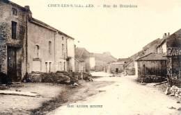 Cirey Les Mareilles - Rue De Bourdons , Edit Lucien Huguet - 52 - - Autres Communes