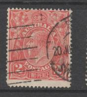 Yvert 26 - 1913-36 George V: Heads