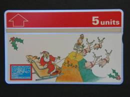 Christmas 1994 5u. (3000 Ex.) Mint - Nieuw - Neuf - Gibraltar