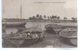 - SENEGAL - CPA Vierge SAINT-LOUIS - Bords Du Fleuve Au Sud - Photo Fortier N° 371 - - Senegal