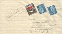 Spanien / Spain - Umschlag Echt Gelaufen / Cover Used (l 678) - 1931-Heute: 2. Rep. - ... Juan Carlos I