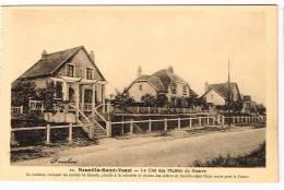 NEUVILLE-SAINT-VAAST ( Pas De Calais )  La Cité Des Mutilés De Guerre - Autres Communes