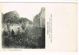 """MAROEUIL ( Pas De Calais )  Effets D'une """" Marmite """" Boche ..... - Autres Communes"""