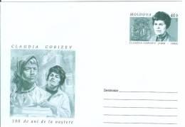 Moldova 2005 Sculptor Claudia Cobizev - Moldova
