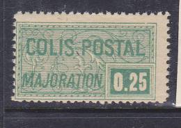 FRANCE COLIS POSTAUX N°79 2F BLEU TYPE MAJORATION NEUF SANS CHARNIERE - Colis Postaux
