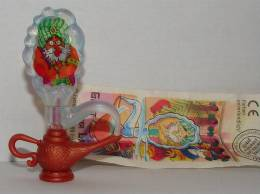"Jouets  La Lampe D'Aladin"" 1 Fig + 1bpz - Otros"