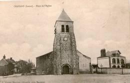 Cravant  Place De L'église( 418) - Briare