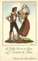 Les Vieilles Provinces De France-Le Comte De Foix - Foix