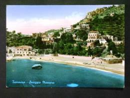 SICILIA -MESSINA -TAORMINA MAZZARO -F.G. LOTTO N°204 - Catania