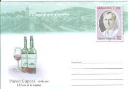 Moldova 2011 Winemaker Pimen Cupcea Wine Grape Grapes - Moldova
