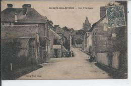 TOURVILLE LA RIVIERE - Rue Principale - France