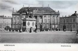 Dänemark KOBENHAVN, KOPENHAGEN, Amalienborg, 190? - Dänemark