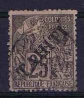 Tahiti: Yv. 15  Used      , Maury Cat Value € 60, Irregular Perforation - Used Stamps