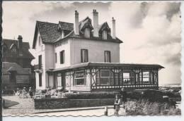 POURVILLE SUR MER - Le Normandy Hôtel - France