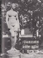 Bebilderter Führer Durchs Kröller-Müller Museum Bei Arnheim, 1949, 64 Seiten - Musées & Expositions