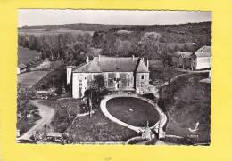 CPSM - 52 - SAULLES  - En Avion Au Dessus De...  2. Le Chateau - Other Municipalities