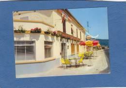 CPSM - 52 - SONCOURT Sur Marne - Restaurant Du SOLEIL LEVANT -  Station Service ESSO - Autres Communes