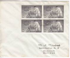 846. Indonesia, 1961, Letter - Indonésie