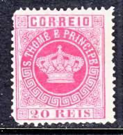 St. Thomas & Prince  11  * - St. Thomas & Prince