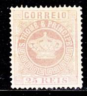 St. Thomas & Prince  12  Type II  * - St. Thomas & Prince