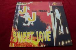 JJ °  SWEET LOVE - 45 T - Maxi-Single
