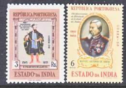 Portuguese India 534-5   * - Portuguese India