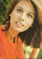 Postcard-Italian Film Actress,Paola Pitagora - Attori