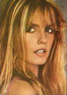 Postcard-Italian Film Actress,Isabella Ferrari - Attori