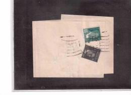 TEM8314-   TURCHIA STORIA POSTALE  - FASCETTA PER GIORNALI - 1921-... Republiek