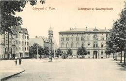 STARGARD JOBSTSTRASSE U. - Pommern