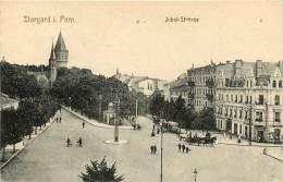 STARGARD JOBST STRASSE - Pommern