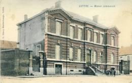 Luttre - Maison Communale - Jolie Carte Couleur ( Voir Verso ) - Pont-à-Celles