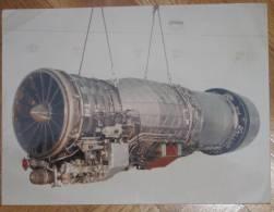 SNECMA M88-2 Propaganda Photo 13x18 Cm - Flugwesen