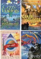39648-ZE-62-Lot De 10 CPSM---Cerfs-Volants---Pas De Calais-Rencontres Années 1995-1996-2000-2001-2002 - Ansichtskarten
