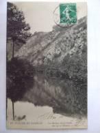 61 - AL - VALLEE DU NOIREAU- LES ROCHERS SAINT-PIERRE VUE SUR LA RIVIERE - France